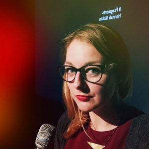 VideoBrains Resident Speaker: Hannah Nicklin